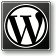 Word Press Logo under Creative Commons listing created by adriarichards on Flickr