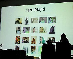 I Am Majid Social Media Campaign
