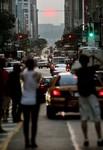 NEW YORK, NY - MAY 31:  People take photograph...