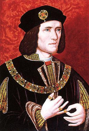 Yorkist king Richard III grew up at Middleham....