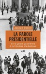La Parole Presidentielle - Joseph Daniel