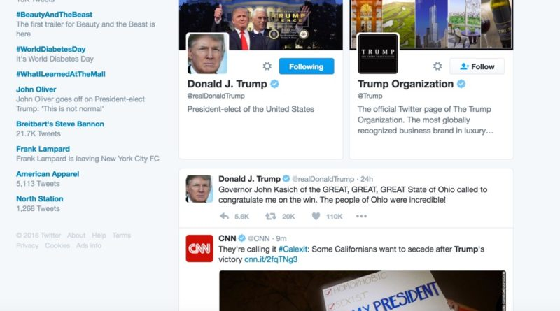 Did social media elect Donald Trump?